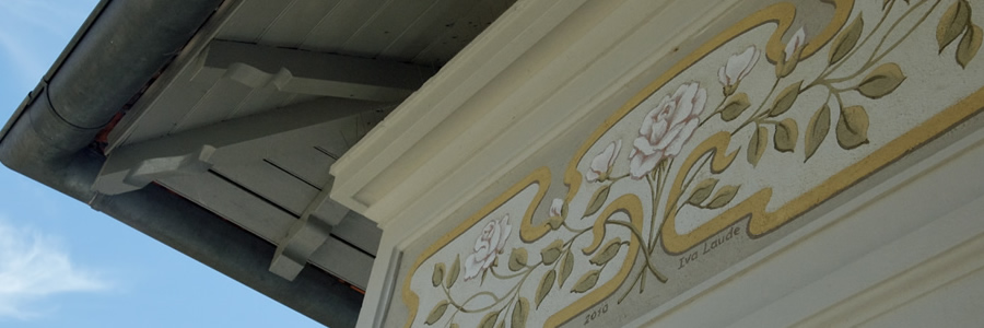 Frieze Detail